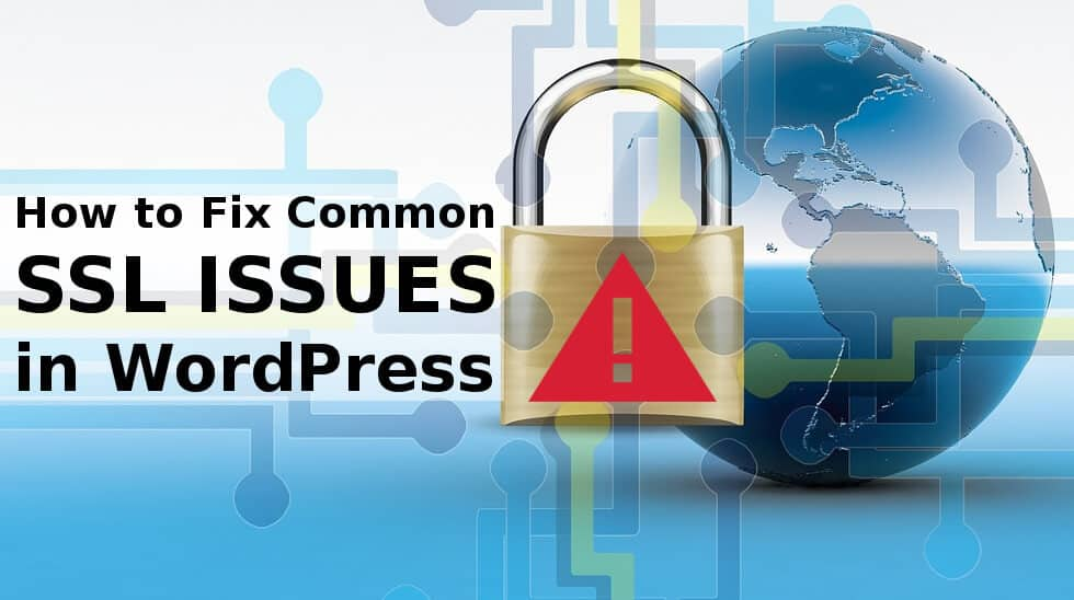 Common SSL Issues in WordPress