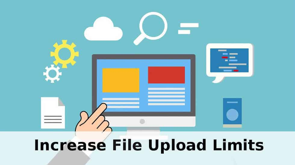 Increase File Upload Limits
